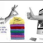 vendiendo por internet