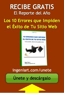 errores en mi web