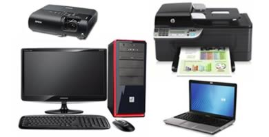 venta alquiler computadoras laptops impresoras proyectores peru